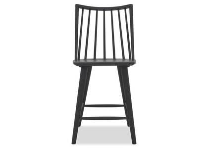 Tabouret Hershel -Yvie noir