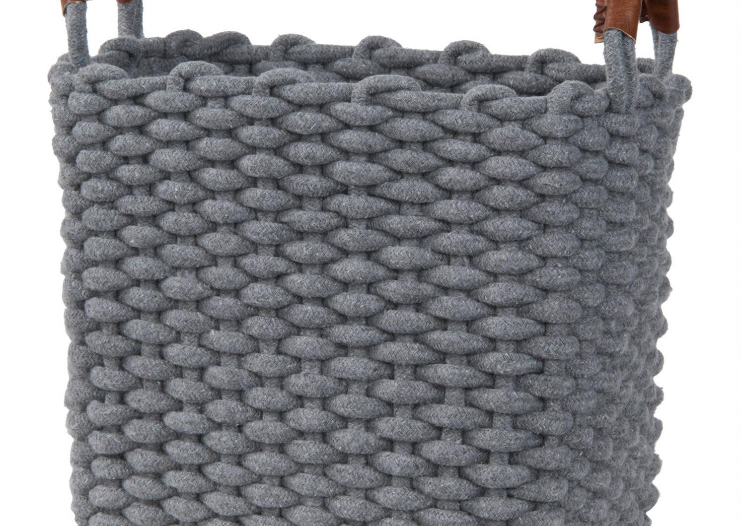 Corde Basket Small Grey