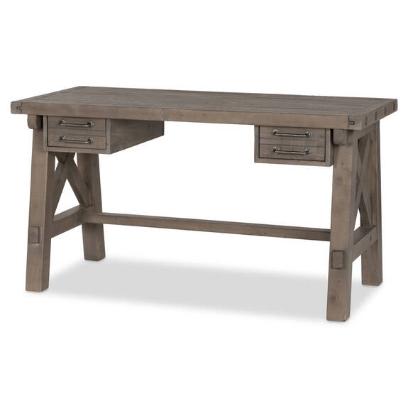 Ironside Desk -Rustic Grey
