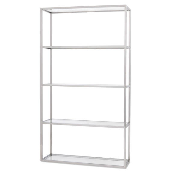 Caswell Display Shelf -Chrome