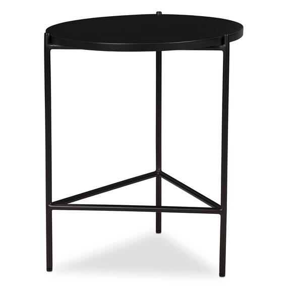 Teri Accent Table -Black
