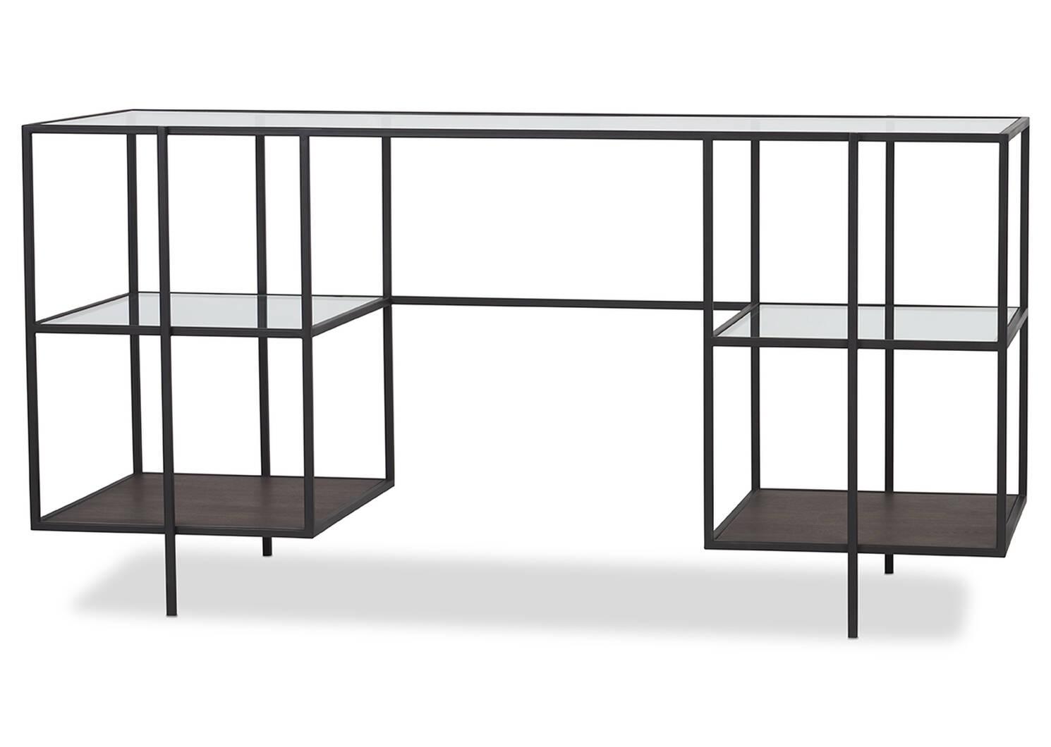 Sloan Desk -Nova Brown
