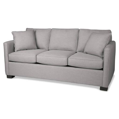 Canapé personnalisé Azure avec grand lit