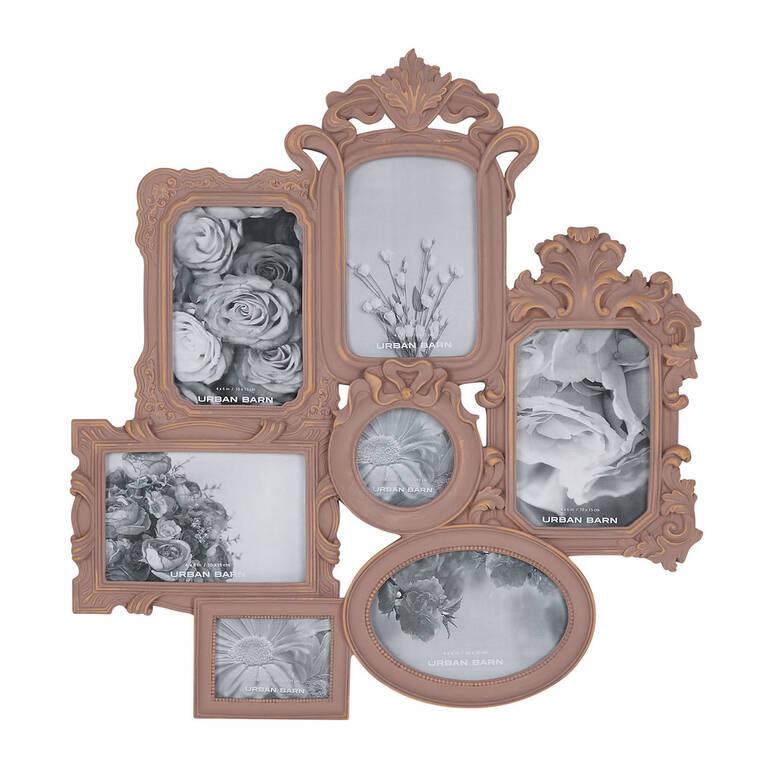 Allana Collage Frame Ballet Pink
