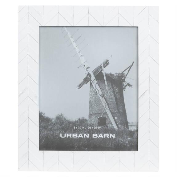 Lainie Frame 8x10 White