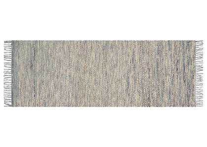 Stormont Runner 30x84 Navy/Natural