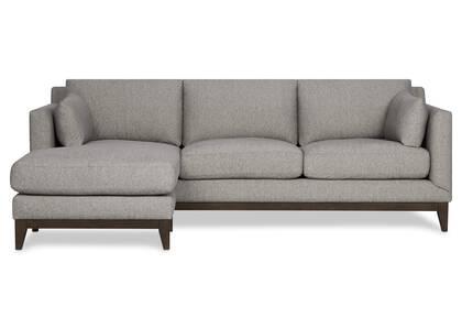 Ryerson Sofa Chaise -Rogen Fog