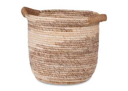 Isidora Basket Small Seagrass
