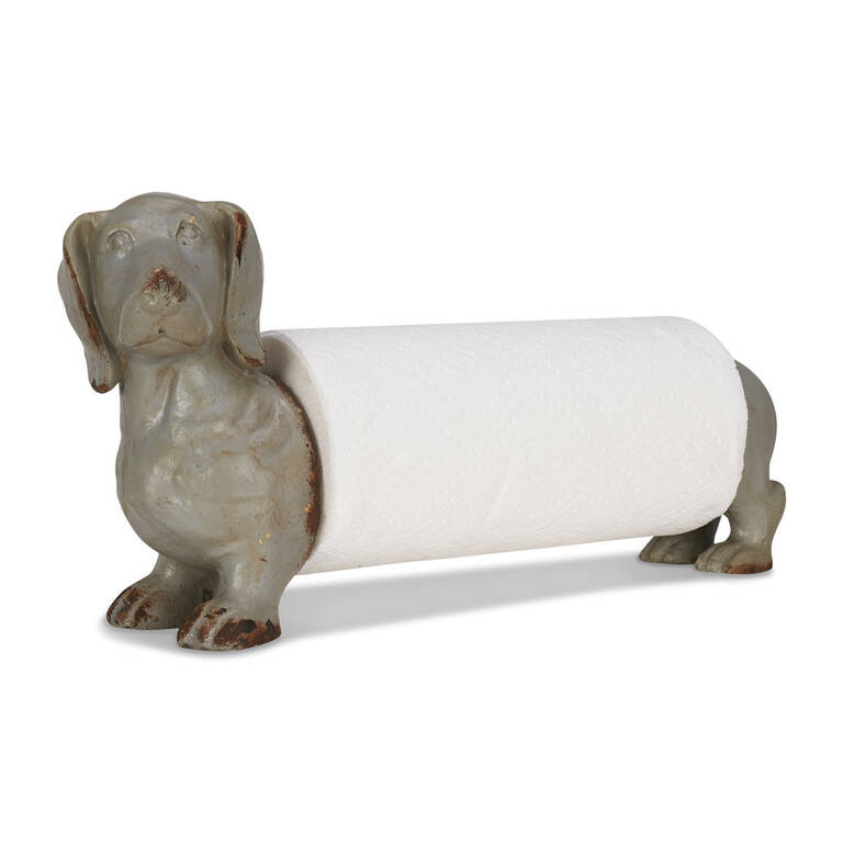 Dachshund Paper Towel Holder Fascinating Dachshund Paper Towel Holder