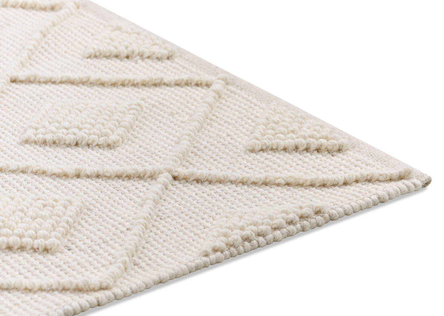 Olympia Accent Rug - Ivory