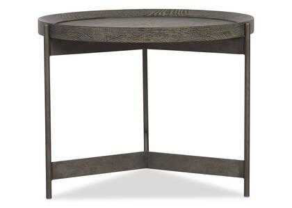 Table app. Edward 25 po -Hudson chêne