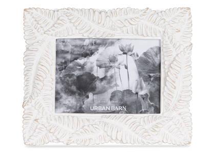 Crisanta Frame 5x7 Antique White