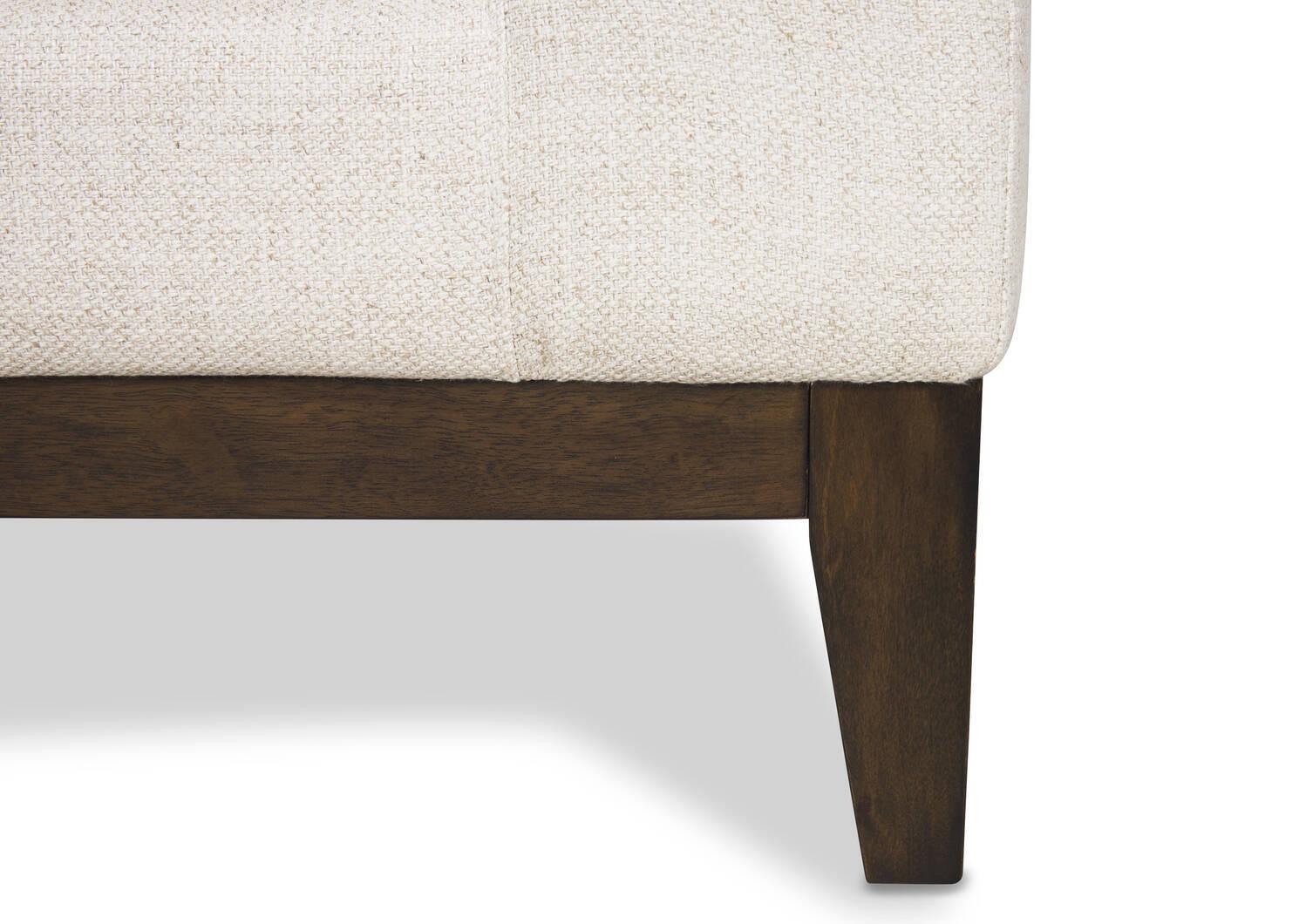 Hartley Sofa -Zeile Flax
