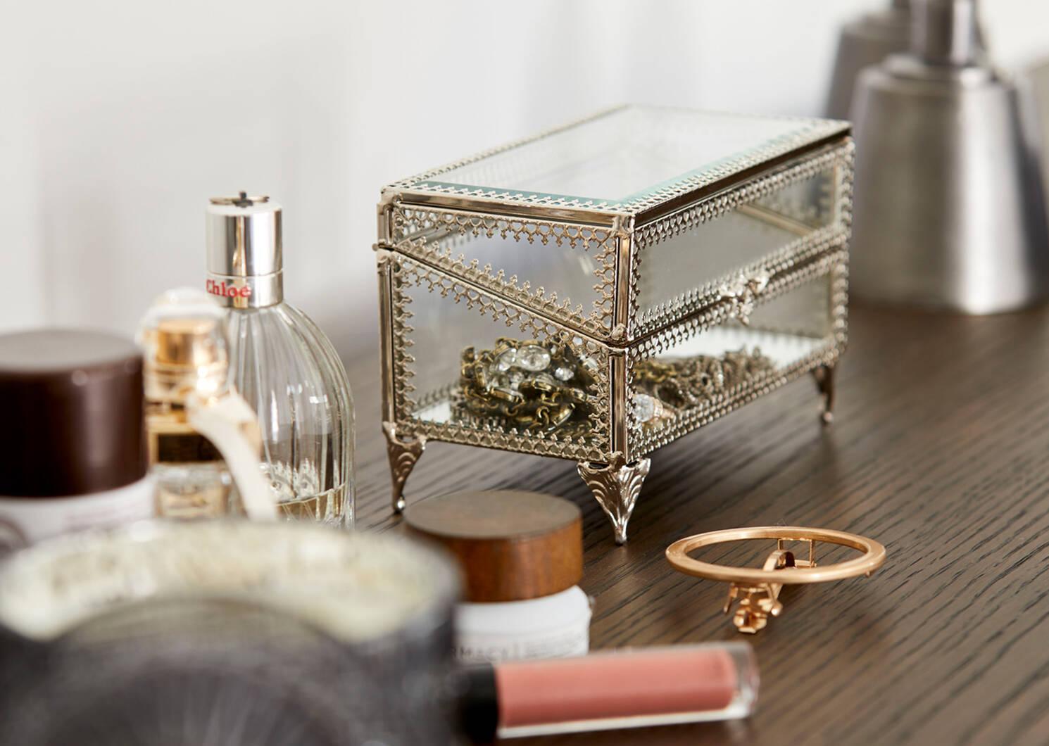 Markle Rectangle Jewelry Box