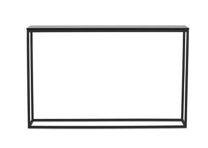 Duet Narrow Console Table -Smoke