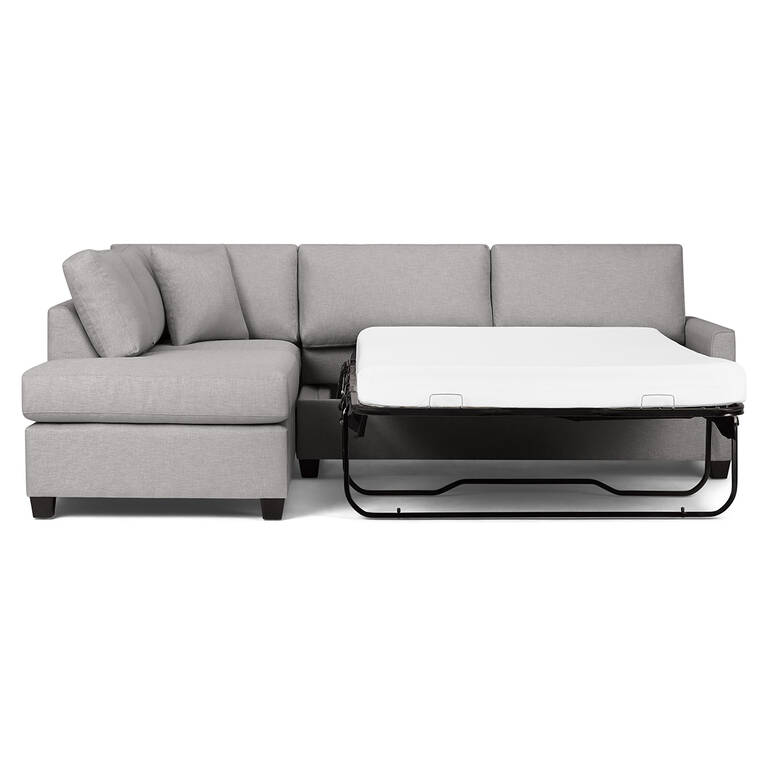 Liberty Custom Sectional w/ Double Bed