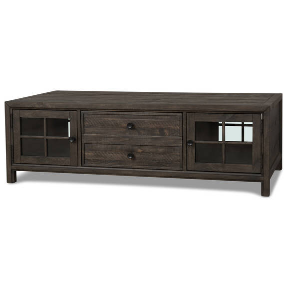 Churchill Storage Coffee Table -Carob