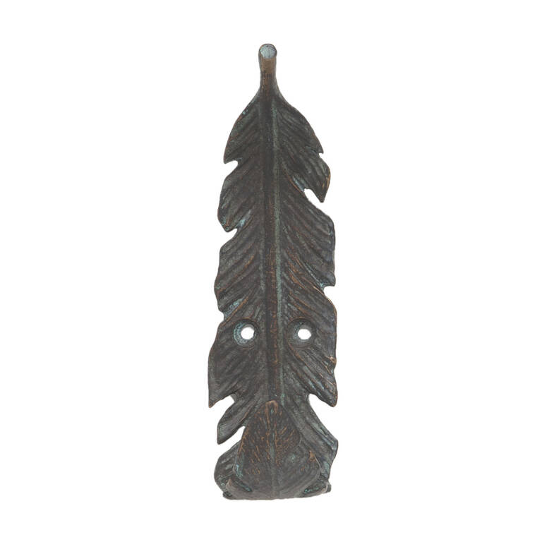 Quill Wall Hook Black