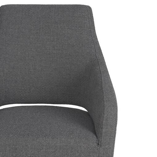 Fabian Dining Chair -Lamis Grey