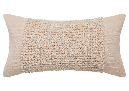 Coussin Inala 12x22 lait