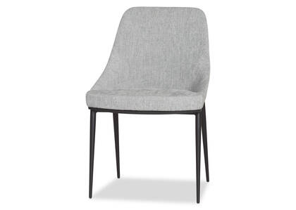Raye Dining Chair -Sonny Silver