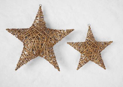 Willow Stars - Natural