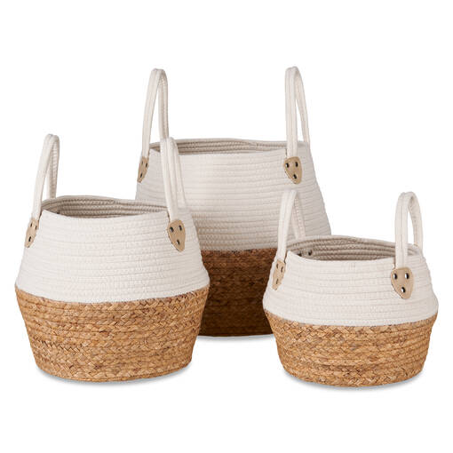 Constanza Baskets - Natural