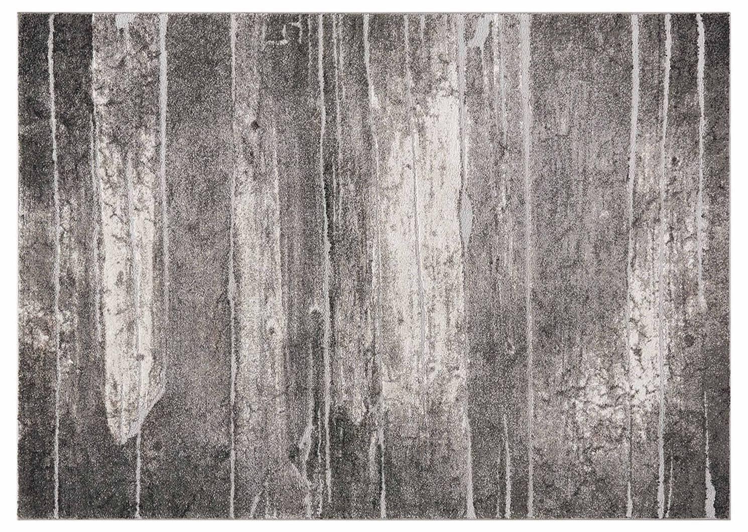 Brenin Rug 63x91 Grey