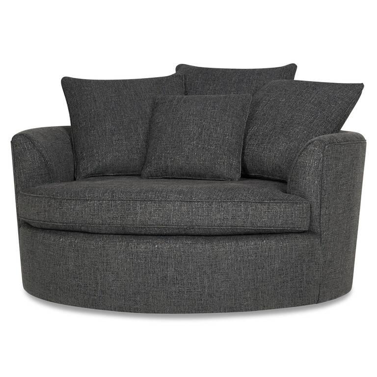 Nest Chair -Giovanna Pewter