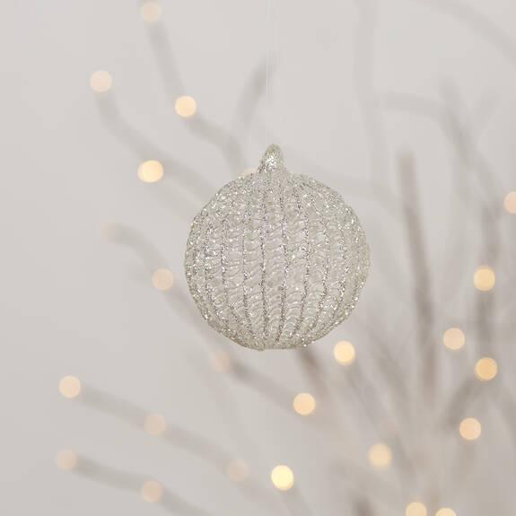 Andrina Ball Orn Silver