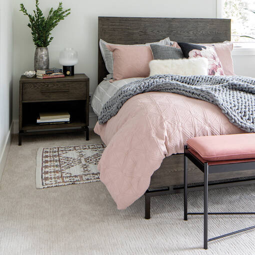Aiden Bed -Delano Sable