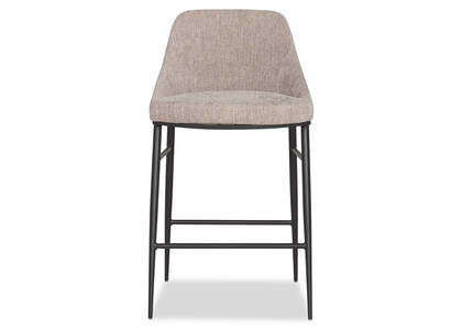 Raye Counter Stool -Sonny Oatmeal