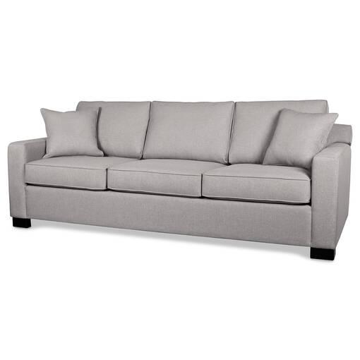 Canapé-grand lit Manhattan personnalisé