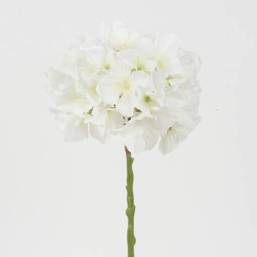 Shae Hydrangea Stem White