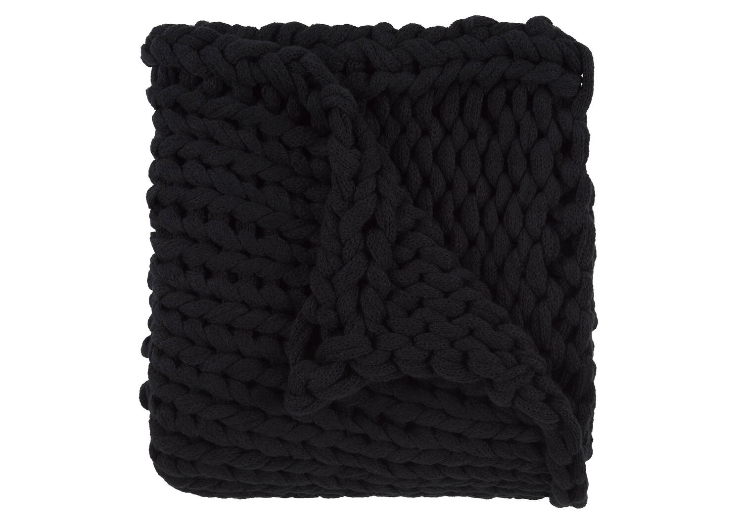 Rosalind Throw Black