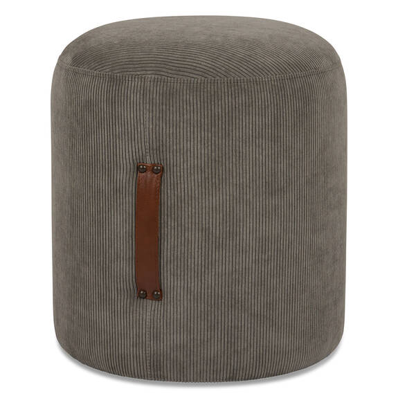 Carrie Ottoman -Sorrento Cement