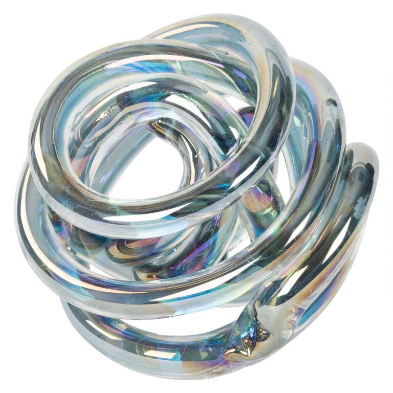 Allura Glass Ball Large Irridescent