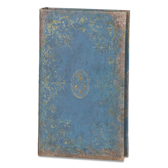 Chronicle Book Box Small Dusty Blue