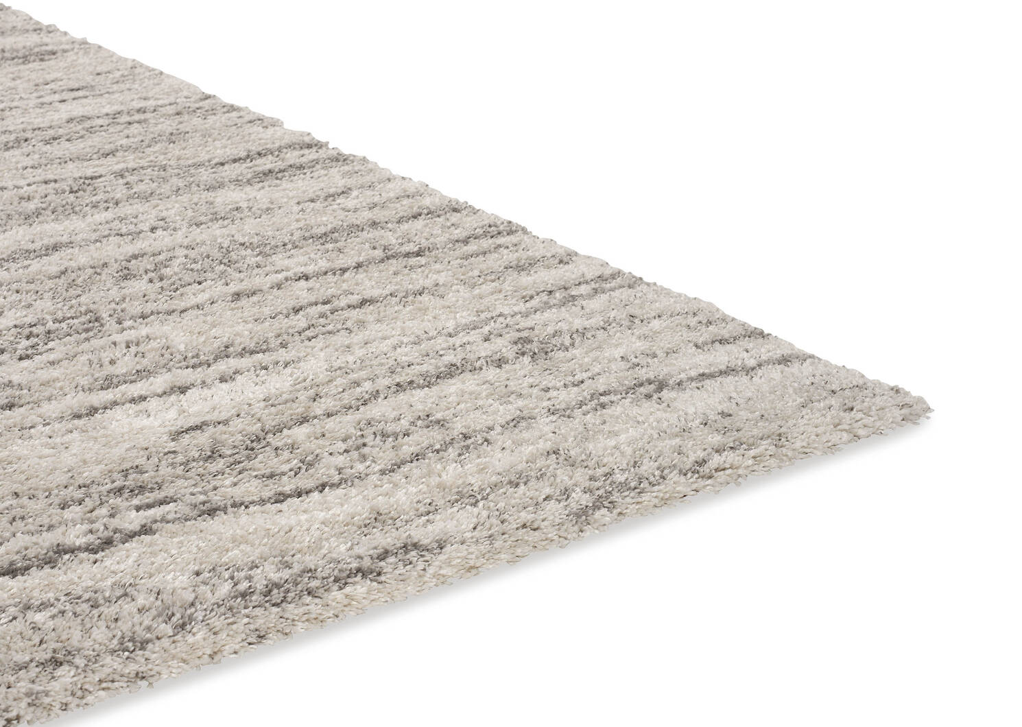 McGowan Rug 63x90 Light Grey