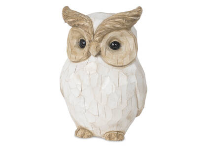 Everett Owl Decor
