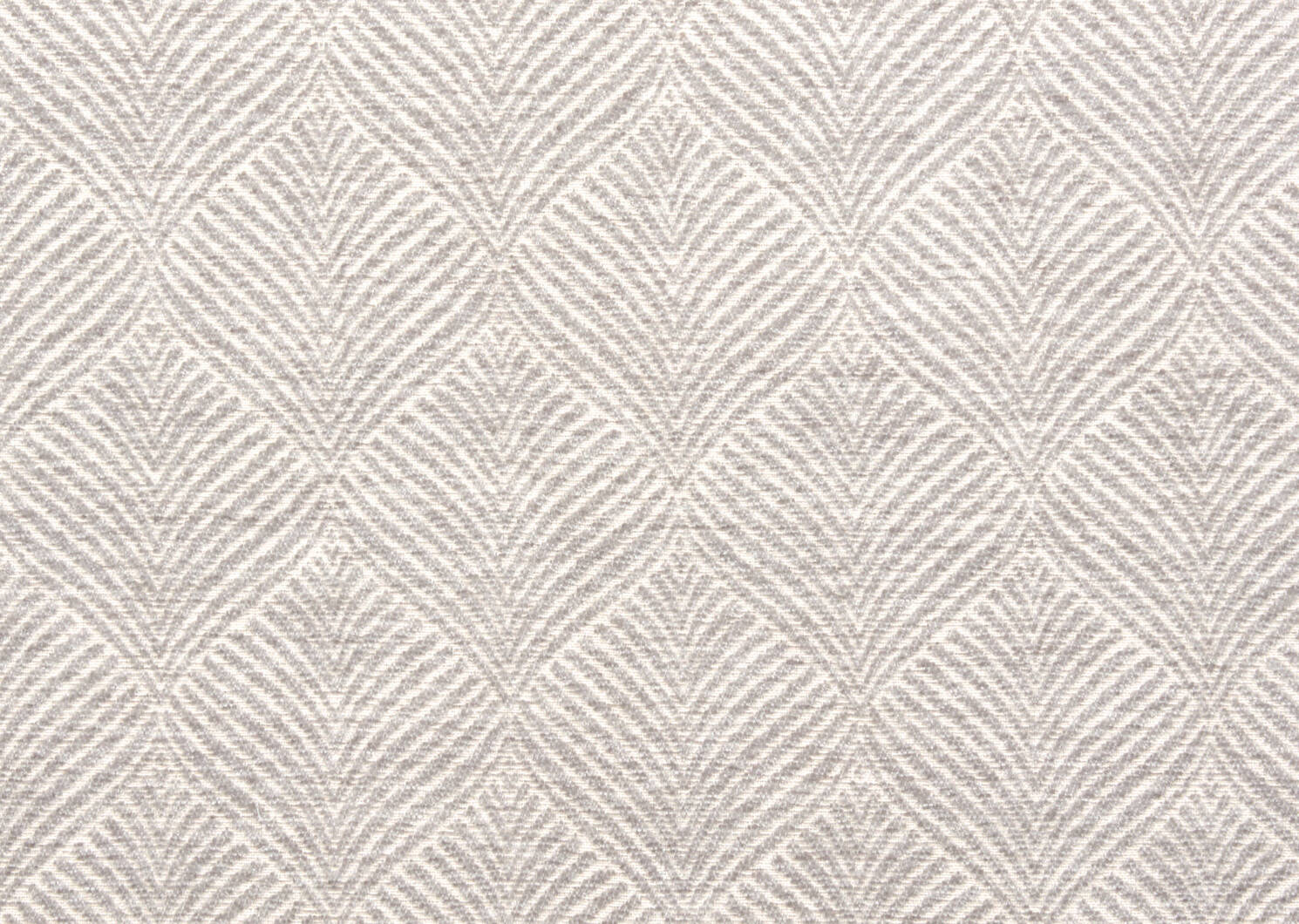 Rideau Larson 96 gris/blanc