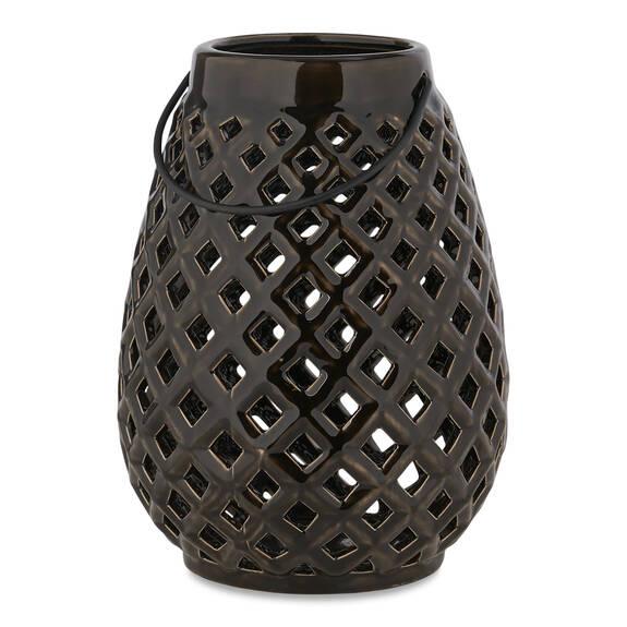 Lanterne Everleigh noire