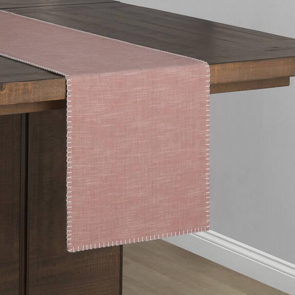 Tula Table Runner Petal/Ballet Pink