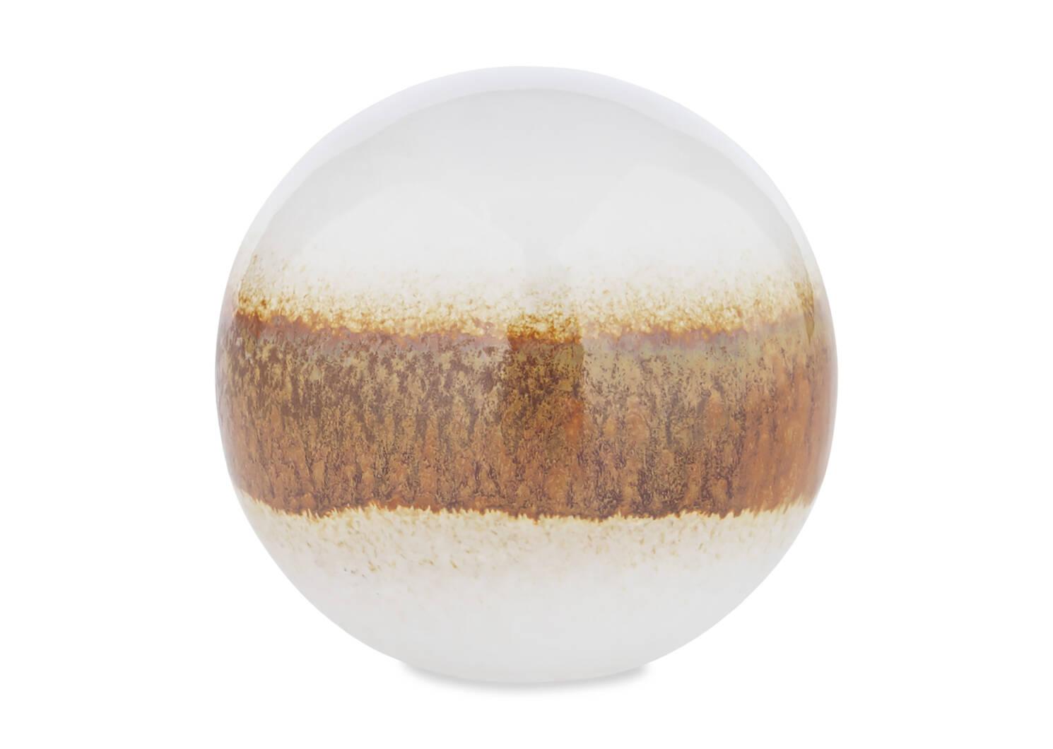 Oceania Ball Décor White