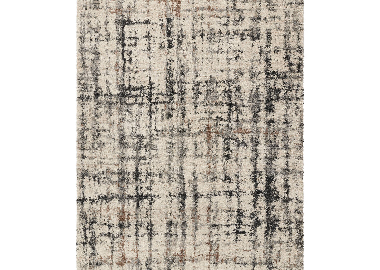 Cathers Rug - Cream/Black