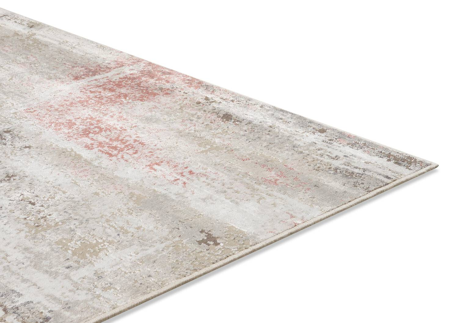 Clermont Rug - Blush/Grey/Ivory