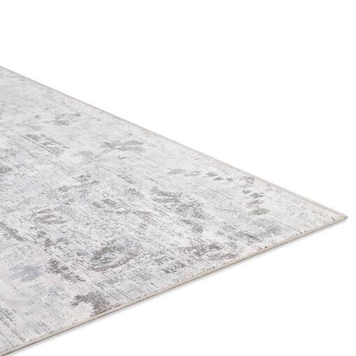 Tapis Alpen - ivoire/gris