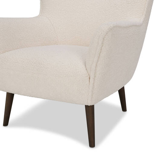 Dolly Armchair -Woolly Natural
