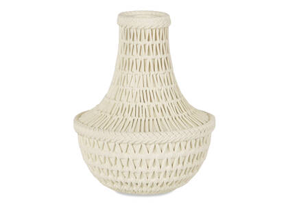 Jaela Candle Holder Sand