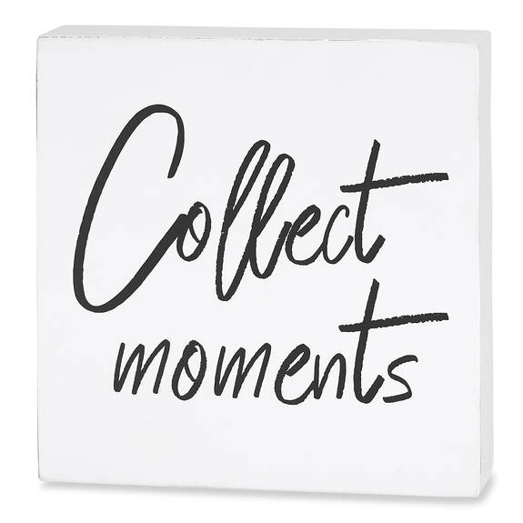 Collect Moments Block